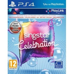 SingStar Celebration PS4...