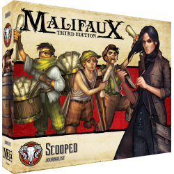 Malifaux 3rd Edition - Scooped