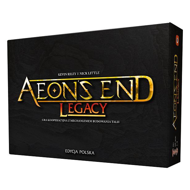 Aeon's End: Legacy (przedsprzedaż)