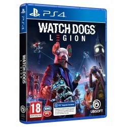 Watch Dogs Legion PS4 używana
