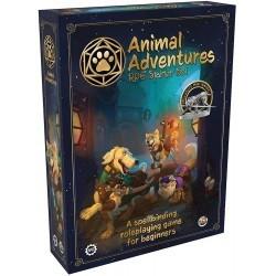 Animal Adventures RPG...