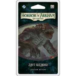 Horror w Arkham LCG Zbyt...