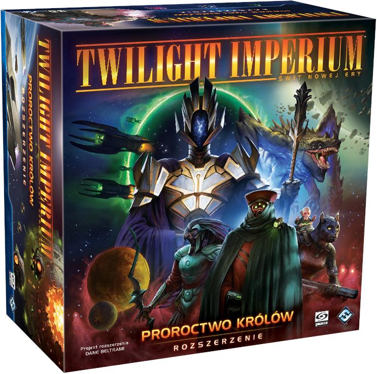 Twilight Imperium Proroctwo Królów
