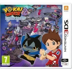 YO-Kai Watch 2 Psychic...