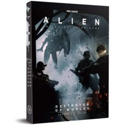 Alien RPG - Destroyer of...