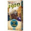Wsiąść do Pociągu USA 1910