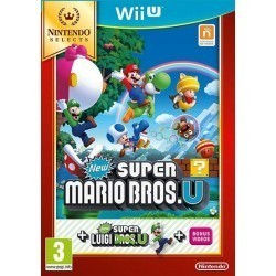 New Super Mario Bros U +...