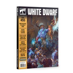 White Dwarf Issue 455