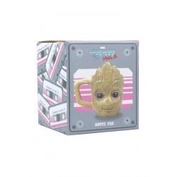 Kubek 3D - Groot głowa