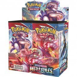 Pokemon TCG: Battle Styles...