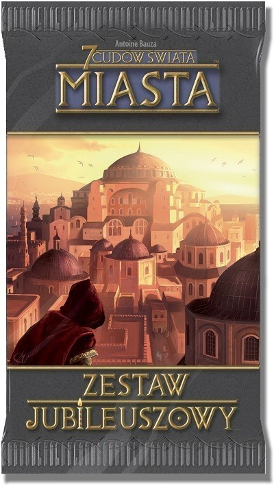 7 Cudów Świata Zestaw Jubileuszowy - Miasta