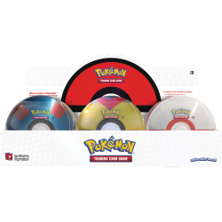 Pokemon TCG: Pokeball Tin -...