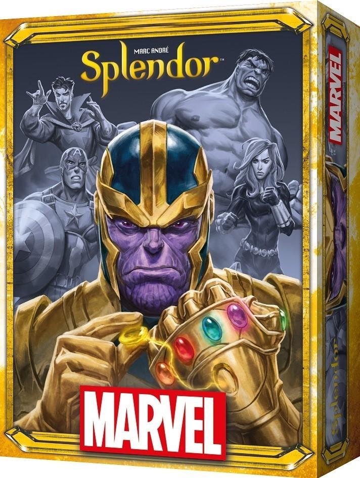 Splendor Marvel (przedsprzedaż)