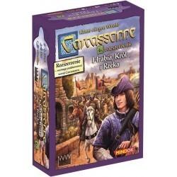 Carcassonne 6. Hrabia, Król...
