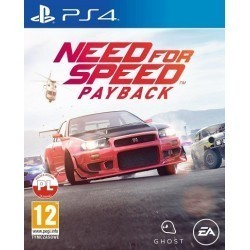 Need for Speed Payback PL PS4