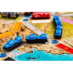 Wsiąść do Pociągu: Europa XV rocznica (przedsprzedaż)