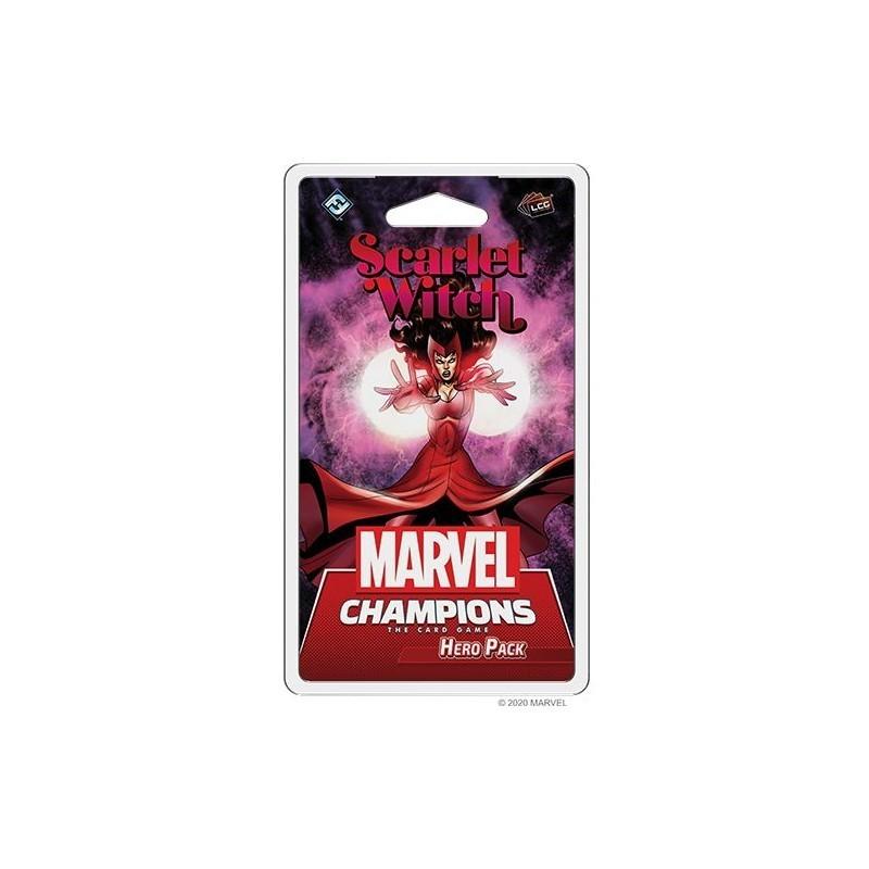 Marvel Champions: Scarlet Witch Hero Pack (przedsprzedaż)