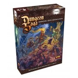 Dungeon Saga Grobowiec...