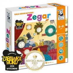 Kapitan Nauka - Zegar