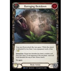 Barraging Beatdown (WTR017R)
