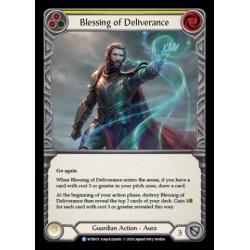 Blessing of Deliverance (WTR055R)