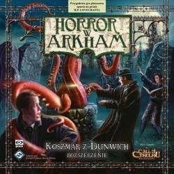 Horror w Arkham Koszmar z...
