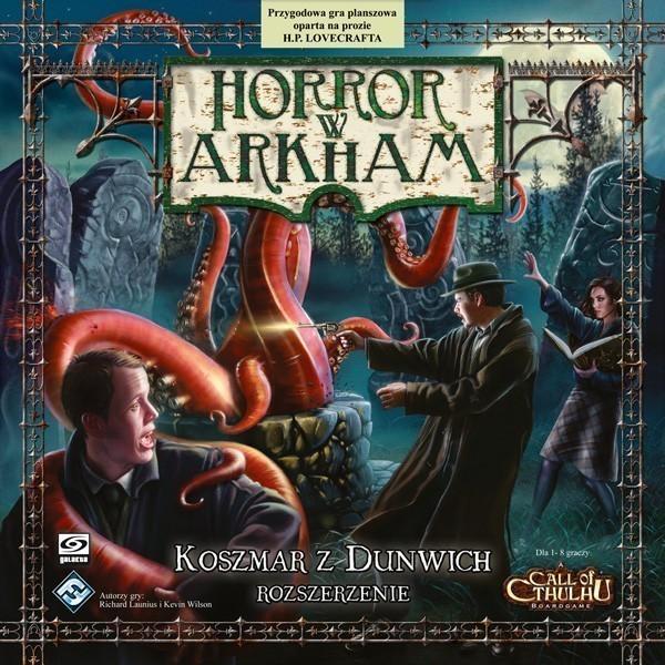 Horror w Arkham Koszmar z Dunwich