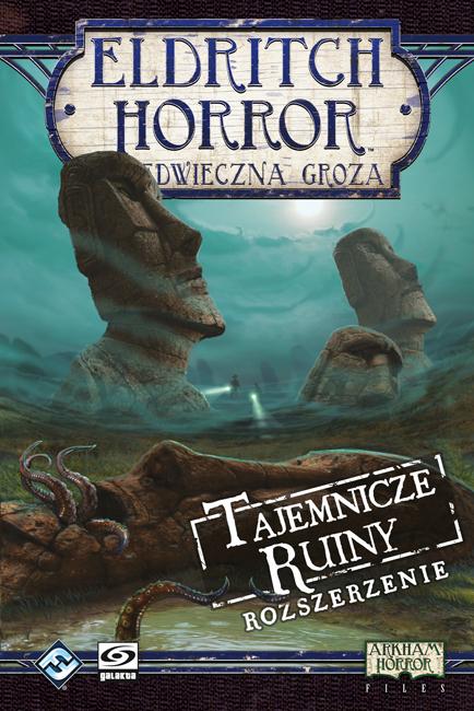 Eldritch Horror Tajemnicze Ruiny