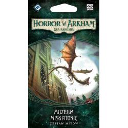 Horror w Arkham LCG Muzeum...
