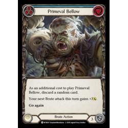 Primeval Bellow (WTR037C)