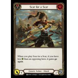 Scar for a Scar (WTR191C)