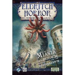 Eldritch Horror Miasta w...