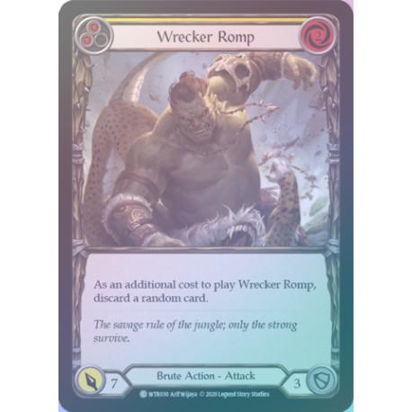 Wrecker Romp (WTR031C) [Foil]