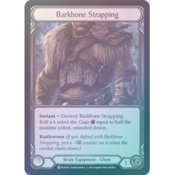 Barkbone Strapping (WTR005C) [Foil]