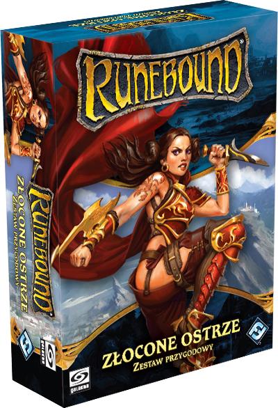 Runebound 3 edycja - Złocone Ostrze