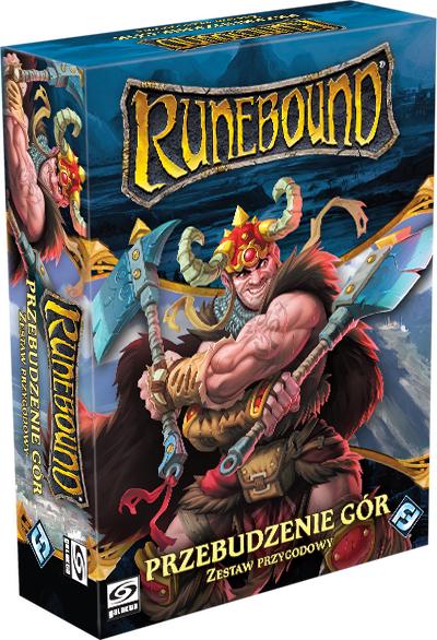 Runebound 3 edycja - Przebudzenie Gór