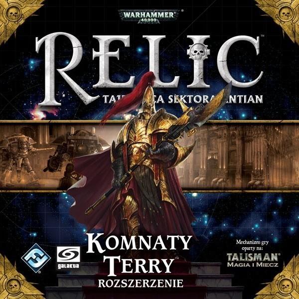 Relic Tajemnica Sektora Antain - Komnaty Terry