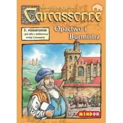 Carcassonne 5. Opactwo i...