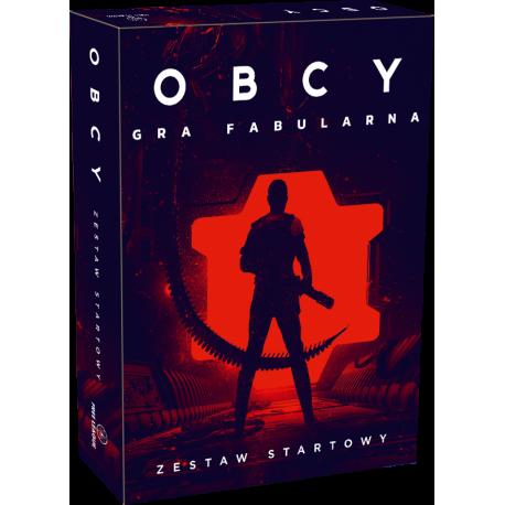 Obcy RPG - Zestaw Startowy