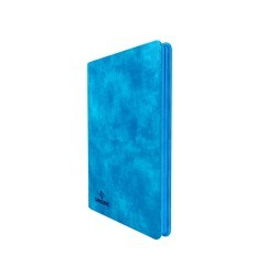 Gamegenic: Album Zip-Up 360 kart - Niebieski