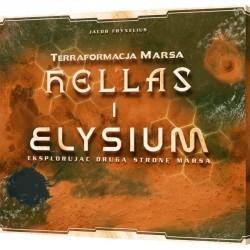 Terraformacja Marsa Hellas...