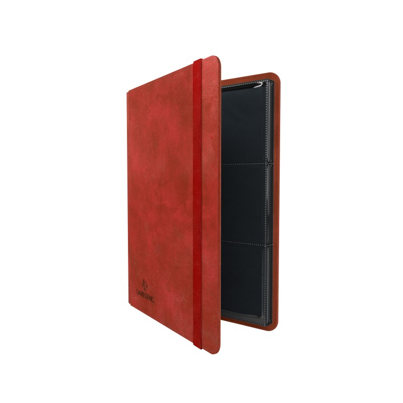 Gamegenic: Album Prime 360 kart - Czerwony