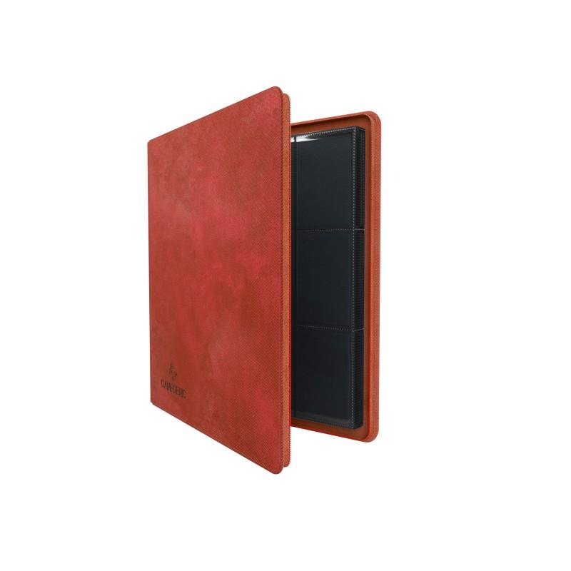 Gamegenic: Album Zip-Up 480 kart - Czerwony