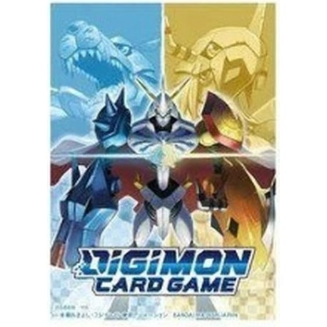 Digimon Card Game - Official Sleeves 4