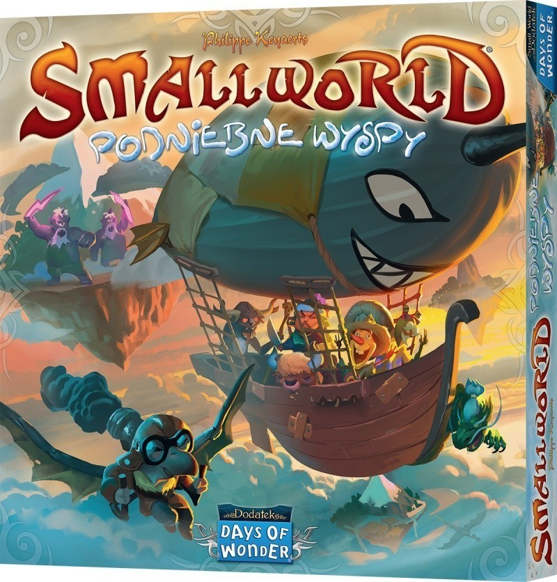 Small World Podniebne Wyspy