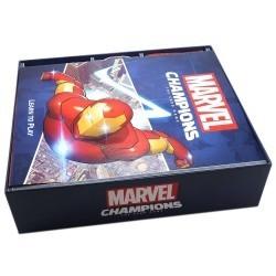 Folded Space - Marvel Champions - Insert