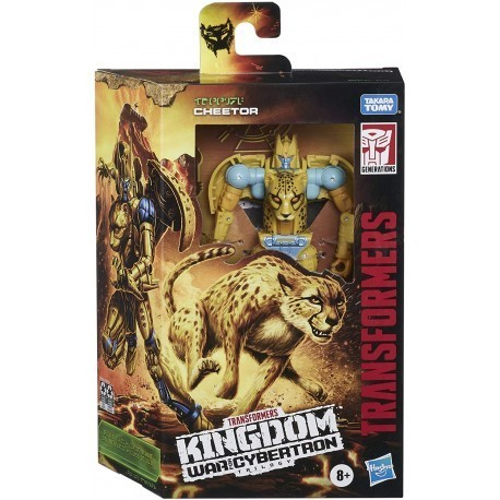 Transformers - Kingdom War for Cybertron Trilogy - Cheetor