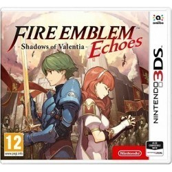 Fire Emblem Echoes Shadows...
