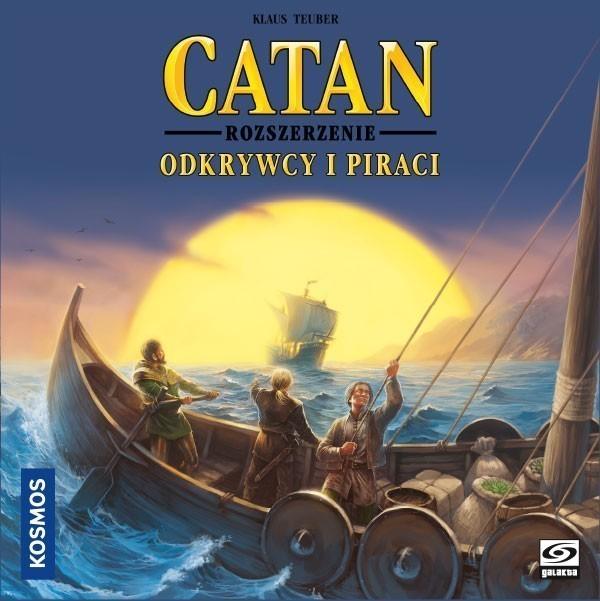Catan Odkrywcy i Piraci