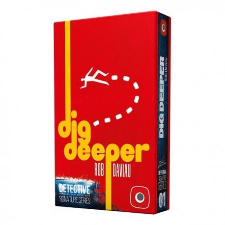 Detective: Dig Deeper